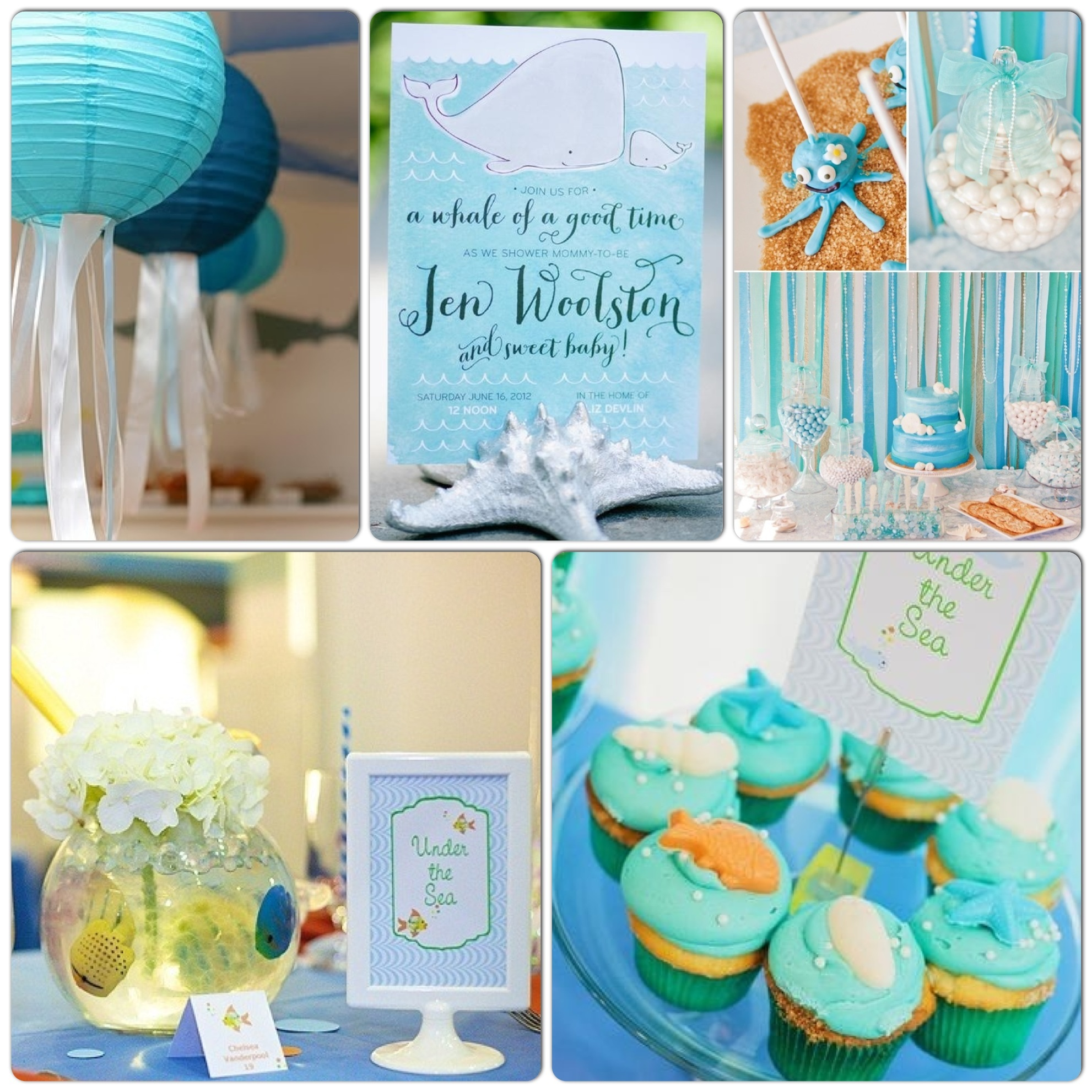 Oh Baby – Shower Themes – coordinating your eVents