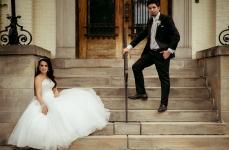 Stephanie + Peter Wedding - 524