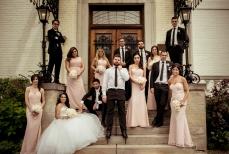 Stephanie + Peter Wedding - 525